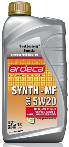 Ardeca Synth MF 5W20 1 Liter - Josema