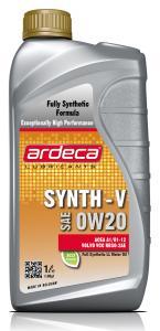Ardeca Synth-V 0W20 1 Liter - Josema