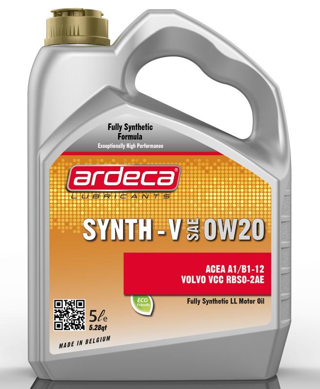Ardeca Synth-V 0W20 5 Liter - Josema