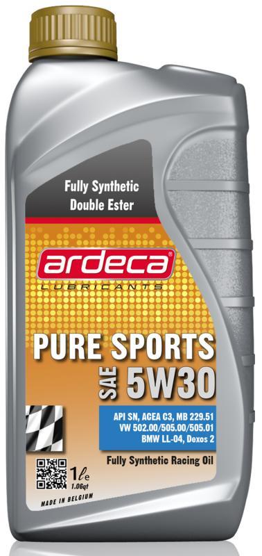 Ardeca Pure Sports 5W30 - Racingolja