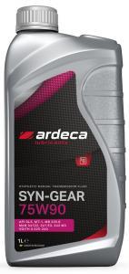 Växellådsolja Ardeca Syn-Gear 75W90 1 Liter - Josema