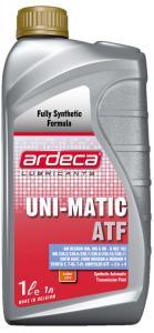 Ardeca Lubricants Uni-Matic ATF 1 Liter Transmissionsolja - Josema