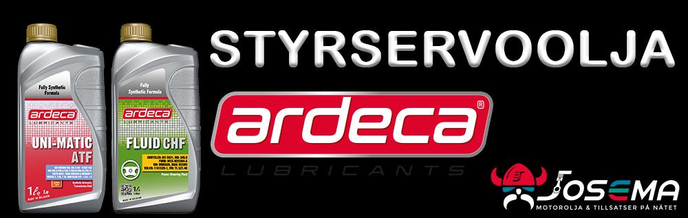 Styrservoolja - Ardeca Lubricants