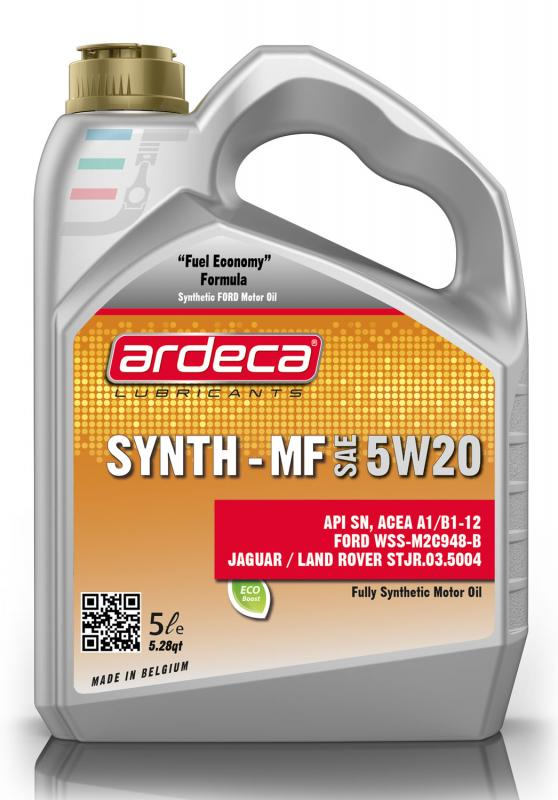 Eco Boost 5W20 motorolja Synth MF 5W20 5 liter