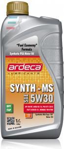 C2 MOTOROLJA 1 LITER ARDECA SYNTH MS 5W30