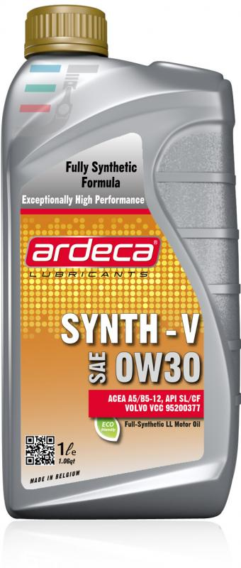 Ardeca Synth-V (A5/B5) 0W30