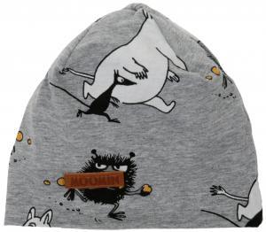 Mumin & Stinky Mössa i GOTS bomull