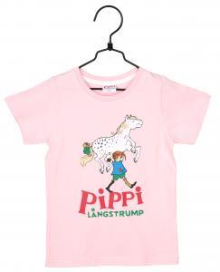 Pippi Tröja Rosa i GOTS bomull