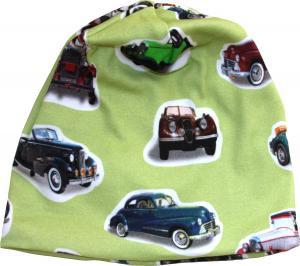 Mössa GreenCars i OEKO-TEX bomull