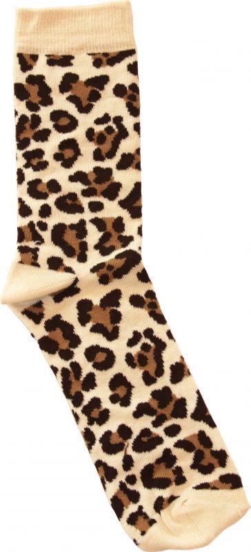 Leopard Original Dam-socka