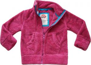 ​Fleece-jacka Vintage-rosa