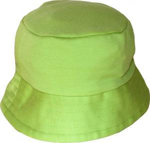 Solhatt Grön som i päronglass OEKO-TEX-bomull
