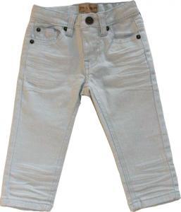Jeans Grey Twill Little Folks