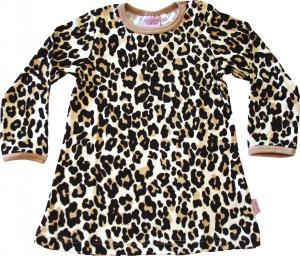 Leopard Original Klänning i OEKO-TEX