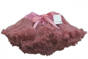 Tutu-kjol Vintage-rosa