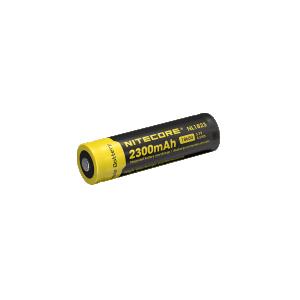 Batteri Nitecore 186500 2300mAh
