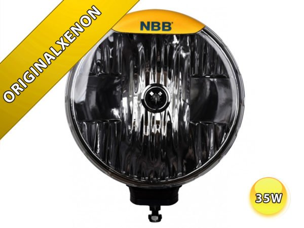 NBB Alpha 225 Xenon LED-positionsljus 12V (Fjärrljus)