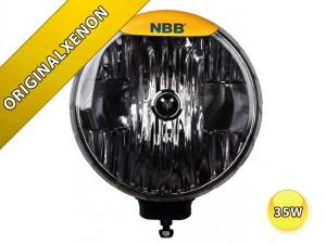 NBB Alpha 225 Xenon LED-positionsljus 24V (Pencilbeam)