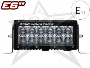 "Rigid Industries E-Series 6"" 45W E-Märkt"