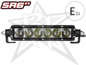"Rigid Industries SR-Series 6"" 24W E-Märkt Spot"