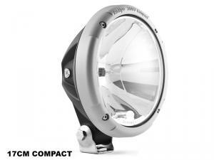 Hella Rallye 3003 Compact Silver