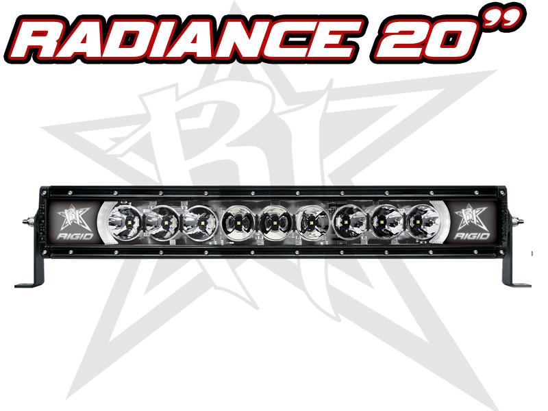 "Rigid Industries Radiance 20"""