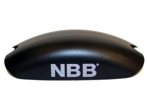 NBB Täcklock till Alpha 225 med LED (Svart)