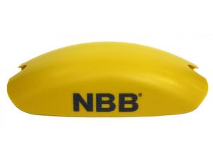 NBB Täcklock till Alpha 225 med LED (Gul)