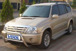 MINDRE frontbåge - Suzuki Grand Vitara XL7 2002-2007