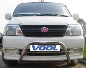 MINDRE frontbåge - Toyota Hiace 2007-2010