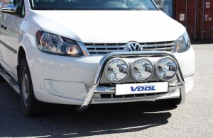 MINDRE frontbåge - VW Caddy 2004-2010