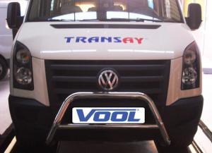 MINDRE frontbåge - VW Crafter 2007-2010
