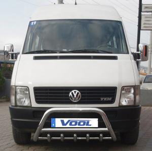 MINDRE frontbåge med trågskydd - VW LT35 1998-2006