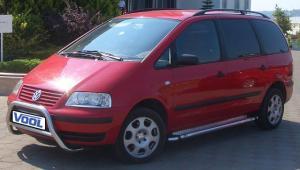MINDRE frontbåge - VW Sharan 1997-2009