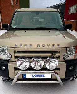 MINDRE frontbåge - Land Rover Discovery 2004-2010