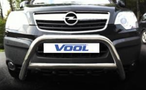 MINDRE frontbåge - Opel Antara 2007-