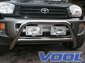MINDRE frontbåge - Toyota RAV4 2001-2005