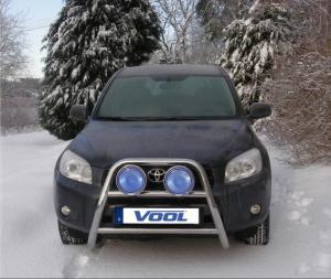 STOR TRIO frontbåge - Toyota RAV4 2001-2005