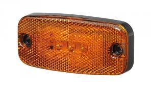 Hella Value Fit Sidomarkeringslykta, LED, Reflex