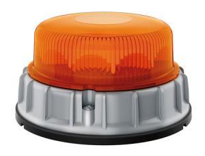 Hella LED Blixtfyr Gul Multivolt 10-32V Takmontering