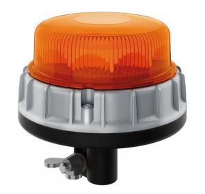 Hella LED Blixtfyr Gul Multivolt 10-32V Stångmontering