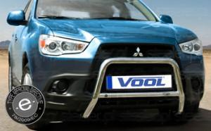 EU Frontbåge - Mitsubishi ASX 2010-2012