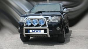 STOR 76MM frontbåge - Toyota Hilux 2006-2009