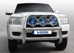 STOR 76MM frontbåge - Ford Ranger 2010-2012