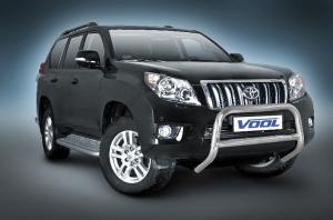 MINDRE frontbåge - Toyota Land Cruiser (150) 2010-