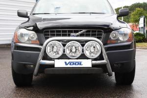 MINDRE frontbåge - Volvo XC90 2009-2014