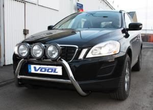MINDRE frontbåge - Volvo XC60 2009-2012