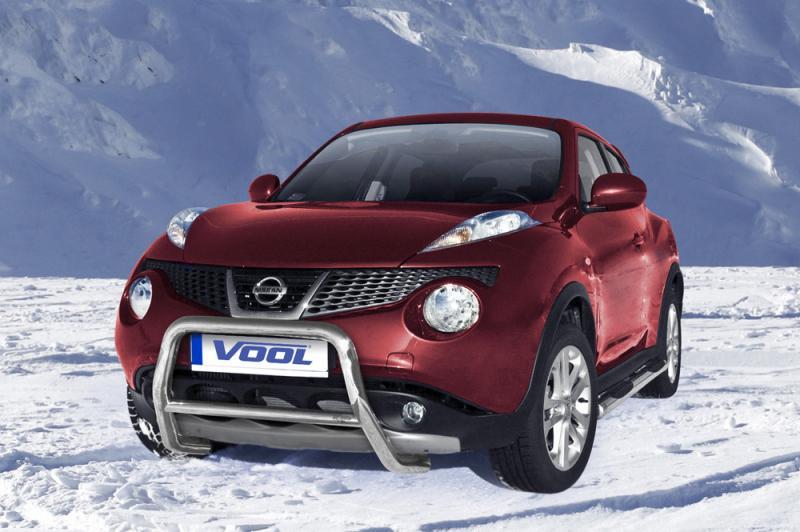 EU Frontbåge - Nissan Juke 2010-
