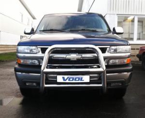 STOR 76MM frontbåge - Chevrolet Tahoe 2000-2006