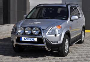 STOR TRIO frontbåge - Honda CR-V 2002-2006